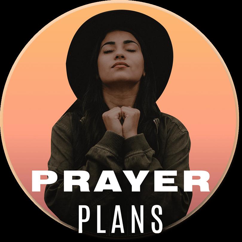 Daily Prayer Plans